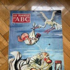 Coleccionismo de Los Domingos de ABC: LOS DOMINGOS DE ABC - 29 DICIEMBRE 1968. Lote 256031275