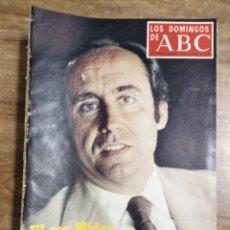 Coleccionismo de Los Domingos de ABC: MFF.- LOS DOMINGOS DE ABC.- 20 AGOSTO 1978.- JOSE MARIA RUIZ-MATEOS (RUMASA), UN HOLDING DE. Lote 256047870