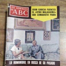 Coleccionismo de Los Domingos de ABC: MFF.- LOS DOMINGOS DE ABC.- 30 JULIO 1978.- EL JARDIN BOTANICO: SU GLORIA PASADA Y SU DRAMA PRESENTE. Lote 256056890