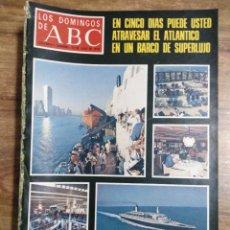 Coleccionismo de Los Domingos de ABC: MFF.- LOS DOMINGOS DE ABC.- 23 JULIO 1978.- AL PACINO: NO ESTOY PREPARADO PSICOLOGICAMENTE PARA. Lote 256058870