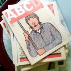 Coleccionismo de Los Domingos de ABC: LAS ARTES Y LAS LETRAS. Lote 257551305