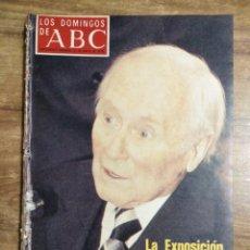 Coleccionismo de Los Domingos de ABC: MFF.- LOS DOMINGOS DE ABC.- 21 MAYO 1978.- JOAN MIRO: UNA MAÑANA INOCENTE. REPORTAJE EN COLOR.-. Lote 257802105