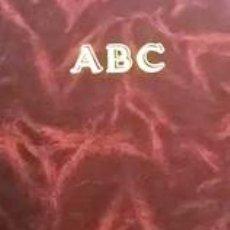 Coleccionismo de Los Domingos de ABC: ABC CULTURAL 1998 MAYO-AGOSTO. Lote 262910350
