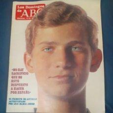 Coleccionismo de Los Domingos de ABC: SUPLEMENTO DOMINICAL DE ABC DE JULIO DE 1986. Lote 265393344