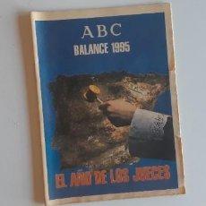 Coleccionismo de Los Domingos de ABC: (SEVILLA) ABC - RESUMEN AÑO 1995. Lote 268979214