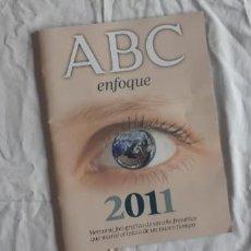 Coleccionismo de Los Domingos de ABC: (SEVILLA) ABC - RESUMEN AÑO 2011. Lote 268980369