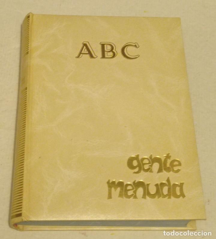 Coleccionismo de Los Domingos de ABC: TOMO Nº 3 GENTE MENUDA: Nº 97 AL 144 SEMANARIO JUVENIL DE ABC . III EPOCA. AÑOS 91 - 92 - Foto 5 - 285802293