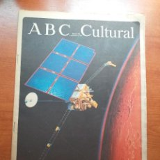 Coleccionismo de Los Domingos de ABC: ABC CULTURAL Nº 96, SEPTIEMBRE 1993 MARTE POLÉMICO. MODIGLIANI, MONSERRAT CABALLÉ. Lote 289696298