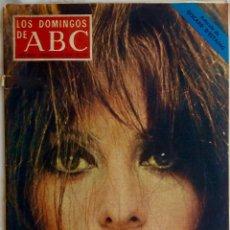 Coleccionismo de Los Domingos de ABC: LOS DOMINGOS DE ABC.23 JUNIO 1974.SOFIA LOREN.LEOPOLDO STAMPA.KARINA.CRISTINA CAMINO.REVISTA. Lote 289713753