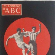 Coleccionismo de Los Domingos de ABC: LOS DOMINGOS DE ABC.20 JUNIO 1971. LUIS MARIA ANSON.VALLEJO NAGERA.LOLA FLORES. REVISTA. Lote 289715593