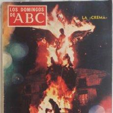 Coleccionismo de Los Domingos de ABC: LOS DOMINGOS DE ABC.16 MARZO 1969.VALENCIA. LOUIS ARMSTRONG DECLARACIONES.ANA DE INGLATERRA.REVISTA. Lote 289773838