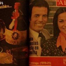 Coleccionismo de Los Domingos de ABC: LOS DOMINGOS DE ABC. AÑO 1975 (JUNIO- DICIEMBRE) - TOMO ENCUADERNADO. Lote 289892633