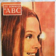 Coleccionismo de Los Domingos de ABC: LOS DOMINGOS DE ABC.29 AGOSTO 1971.LEIGH TAYLOR.RASPUTIN MI PADRE.DOCTOR VELASCO.REVISTA. Lote 290010758