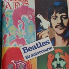 Coleccionismo de Los Domingos de ABC: LOS DOMINGOS DE ABC. AÑO 1982 (JUNIO - SEPTIEMBRE) - TOMO ENCUADERNADO. Lote 291441658