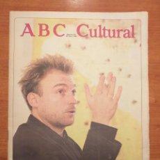 Coleccionismo de Los Domingos de ABC: ABC CULTURAL N°117 ENERO 1994 BARCELÓ PINTOR Y ESCULTOR EN MADRID LUIS LANDERO HUBBLE. Lote 293298703
