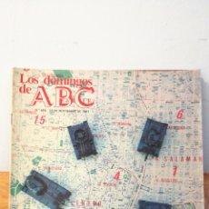 Coleccionismo de Los Domingos de ABC: LOS DOMINGOS DE ABC ~ POR QUE NO SALIO LA ACORAZADA ~ N°694 15 11 1981. Lote 293320523