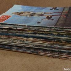 Coleccionismo de Los Domingos de ABC: LOTE DE 52 REVISTAS LOS DOMINGOS DE ABC. Lote 294070563