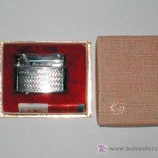 Mecheros: MECHERO METALICO JUTSON. Lote 19288057