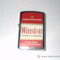 Mecheros: MECHERO TIPO ZIPPO WINSTON. Lote 30794483