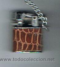 MECHERO LLAVERO DE GAS (Coleccionismo - Objetos para Fumar - Mecheros)