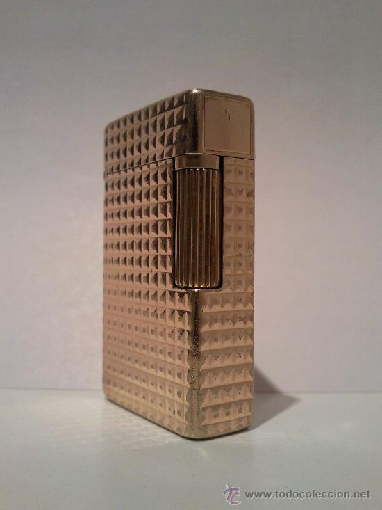 MECHERO DUPONT ORO (Coleccionismo - Objetos para Fumar - Mecheros)