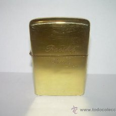 Mecheros: AUTENTICO ZIPPO DE LATON........PACIFIC WAVE. Lote 32710365