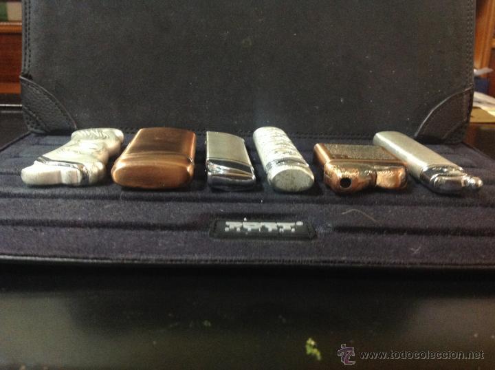 Mecheros: 6 mecheros - encendedores de colección. - Foto 4 - 235858795