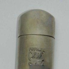 Mecheros: ENCENDEDOR MECHERO, THE ORIGINAL KW (KARL WIEDEN) GAS CIGARETTE LIGHTER GERMAN FROM 1949, EXCELENTE . Lote 45049755