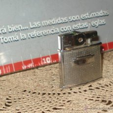 Mecheros: ANTIGUO MECHERO ENCENDEDOR RONSON INGLES MODELO WIND CUBRE VIENTO. Lote 45307125