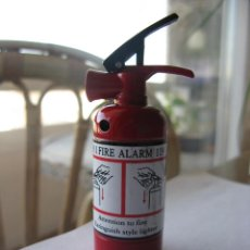 Mecheros: MECHERO/ENCENDEDOR EXTINTOR 911 FIRE ALARM 119. Lote 45920851