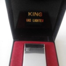 Mecheros: MECHERO KINGS GAS LIGHTER (NUEVO). Lote 46601850