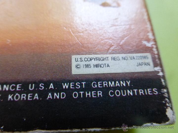 Mecheros: ANTIGUO MECHERO MASAI CON FORMA DE CABEZA DE JIRAFA-EN SU CAJA ORIGINAL-JAPAN AÑOS 80-VINTAGE - Foto 5 - 49423204