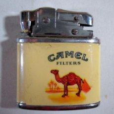 Mecheros: MECHERO CAMEL - ENCENDEDOR PUBLICIDAD TABACO. Lote 53672569