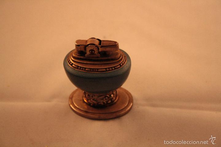 MECHERO RONSON DE GASOLINA (Coleccionismo - Objetos para Fumar - Mecheros)