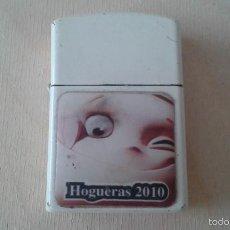 Mecheros: MECHERO/ENCENDEDOR - TIPO ZIPPO - HOGUERAS 2010 - ALICANTE . Lote 62230462