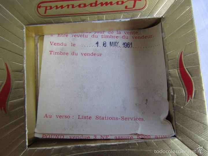 Mecheros: Encendedor mechero Silver Match caja original - Foto 7 - 58581819