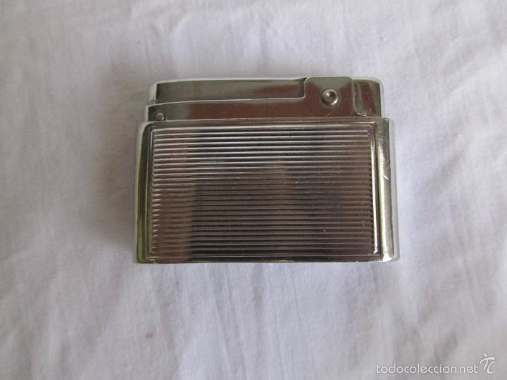 Mecheros: Encendedor mechero Silver Match caja original - Foto 9 - 58581819