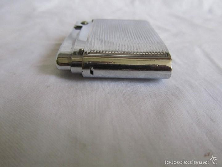 Mecheros: Encendedor mechero Silver Match caja original - Foto 11 - 58581819