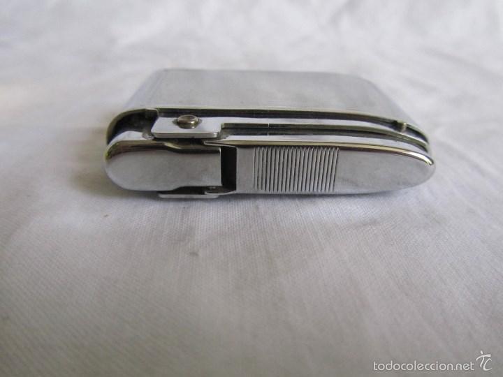 Mecheros: Encendedor mechero Silver Match caja original - Foto 13 - 58581819