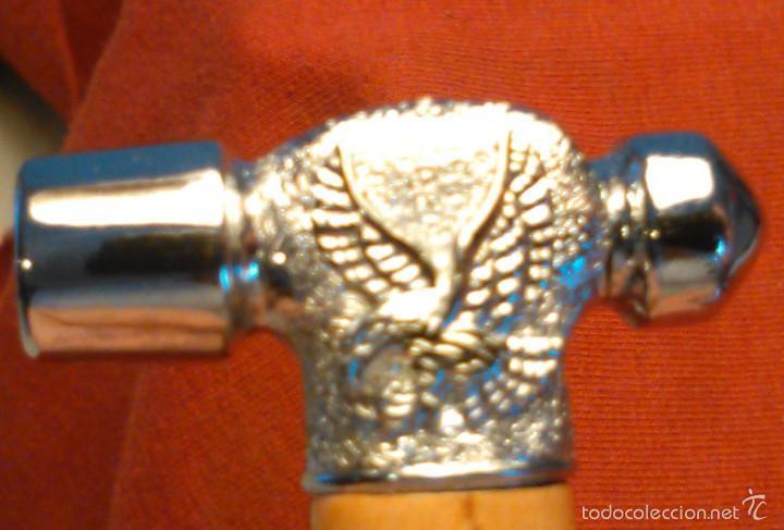 Mecheros: Mechero con forma de Martillo en miniatura. Encendedor Herramienta Bricolaje. Funciona. - Foto 2 - 58640746