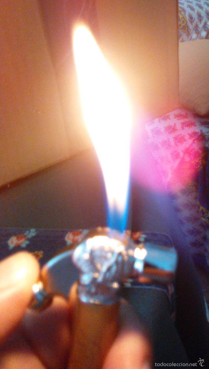 Mecheros: Mechero con forma de Martillo en miniatura. Encendedor Herramienta Bricolaje. Funciona. - Foto 4 - 58640746