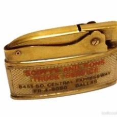 Mecheros: ANTIGUO MECHERO DE GASOLINA EN METAL MARCA SMOKE STONE. Lote 50208556
