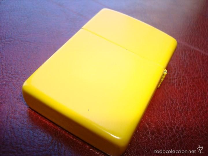 Mecheros: MECHERO TIPO ZIPPO CUTTY SHARK AMARILLO - Foto 3 - 60188159