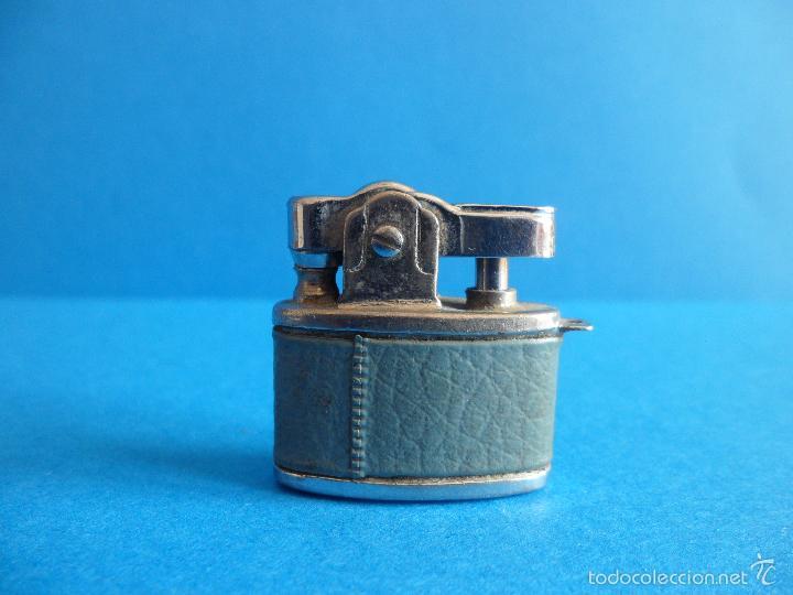 Mecheros: Antiguo Mechero llavero de miniatura Atlas Lite - Vintage babystyle - Foto 2 - 60877531