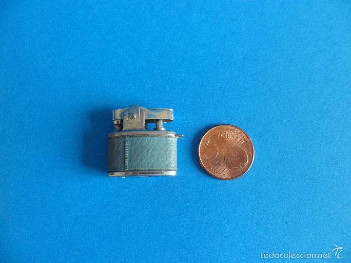 Mecheros: Antiguo Mechero llavero de miniatura Atlas Lite - Vintage babystyle - Foto 8 - 60877531