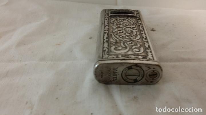 Mecheros: mechero antiguo posible plata - Foto 2 - 62315260