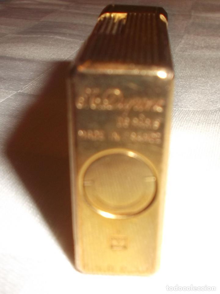 Mecheros: mechero de oro y laca china - Foto 3 - 68268793