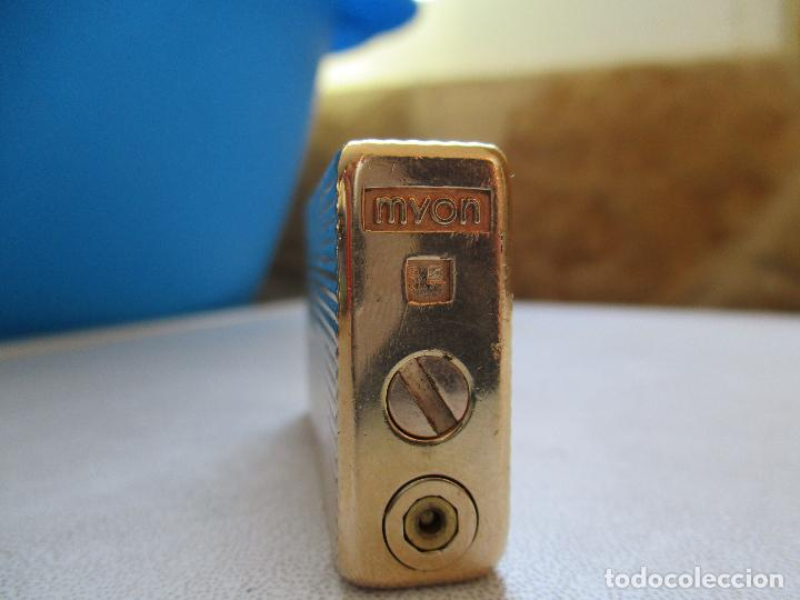 Mecheros: MECHERO MYON.- CON CONTRASTE 20 M.-FUNCIONA.- USADO, - Foto 5 - 72121843