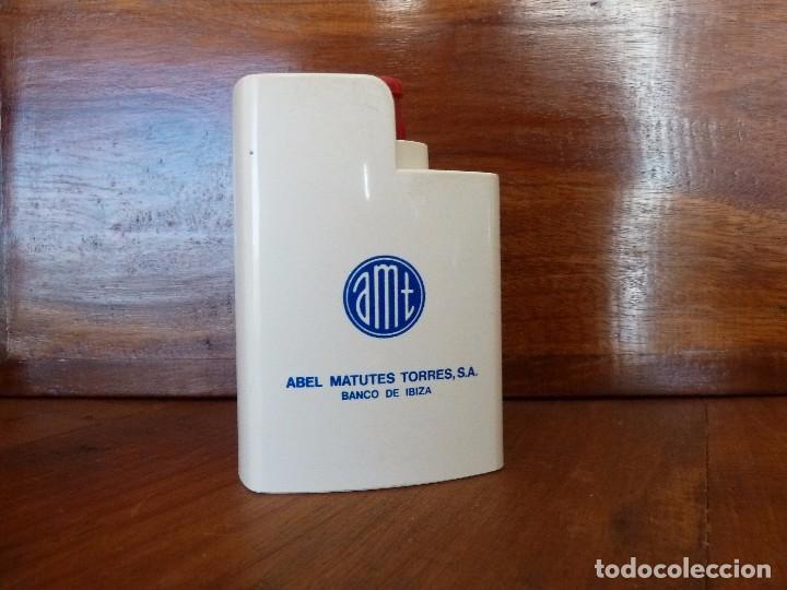 Mecheros: Portamechero publicidad Banco Abel Matutes. Banco de Ibiza - Foto 6 - 72346883