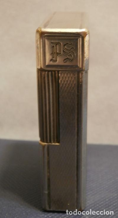 Mecheros: Encendedor DUPONT plata. - Foto 4 - 80060785